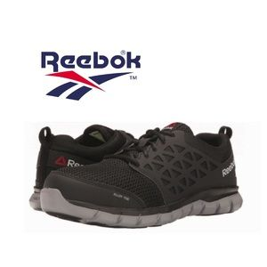 Reebok RB4041 Sublite Cushion Work EH SR AlloyToe